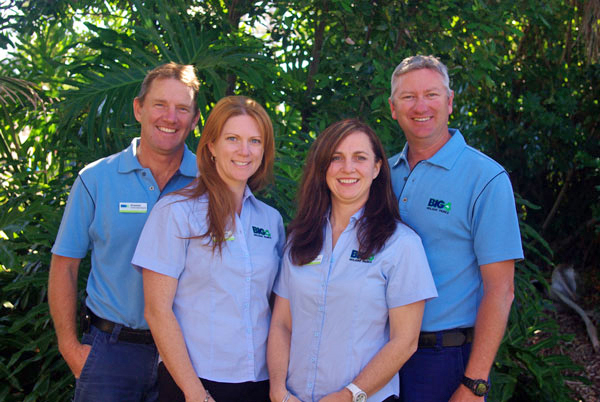 The Big 4 Ballina Headlands Holiday Park team